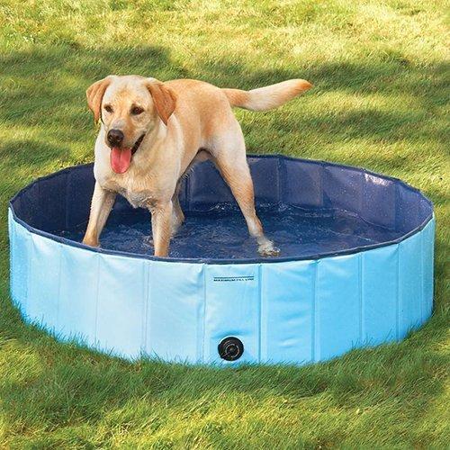[mia.home®] Hundepool in 3 Größen - 80/120/160 cm