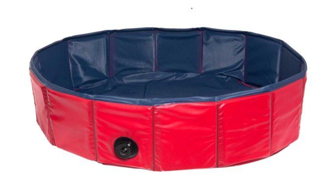 karlie doggy pool hundepool im check. Black Bedroom Furniture Sets. Home Design Ideas