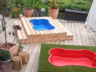 hundepool news hunde. Black Bedroom Furniture Sets. Home Design Ideas