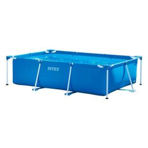 Intex Family Schwimmbecken als XXL Hundepool